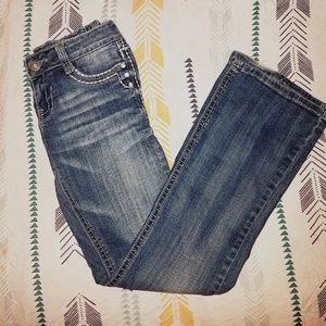 Vanity Collection Bootcut Jeans
